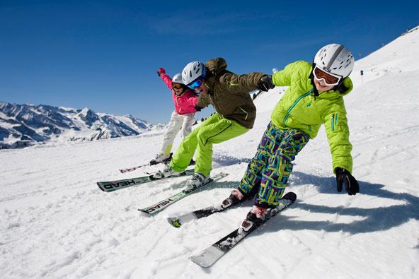 חופשת סקי משפחתית בחנוכה