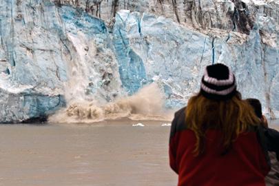 אובן בוחן לשינויי האקלים: אלסקה