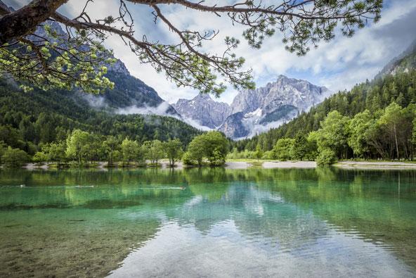 קרואטיה וסלובניה – מסלולי טיול ברכב