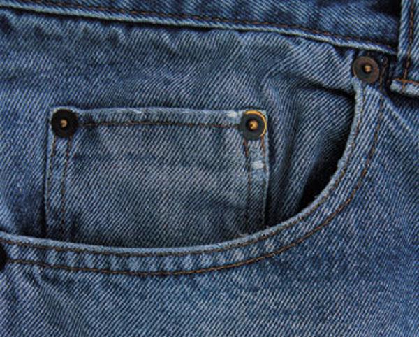 ג'ינס: כחול עולה