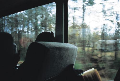אמריקה – טיול באוטובוס