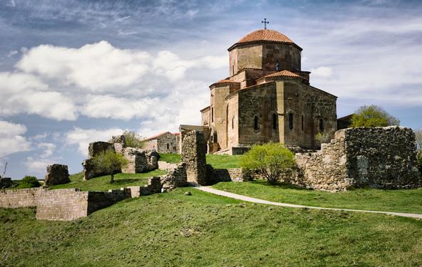 מנזר ג'ווארי ליד מצחטה, אתר מורשת עולמית