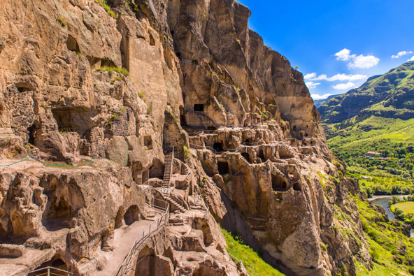 עיר המערות העתיקה ורדזיה