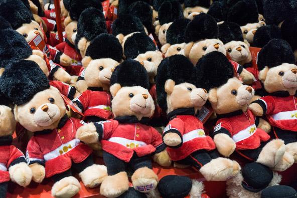 דובוני צעצוע בחנות המליס, גן עדן לילדים בכל גיל