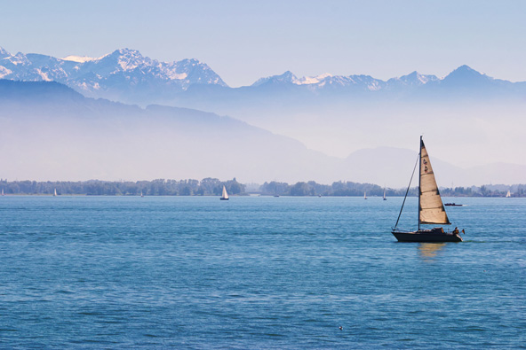 אגם קונסטנץ: טיול קולינרי