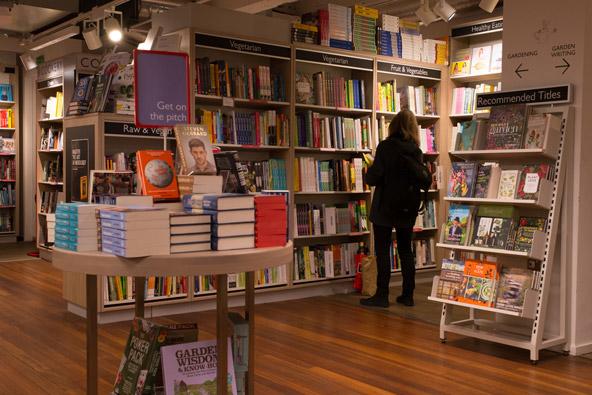 אם אתם חובבי ספרים, בלונדון תמצאו הרבה מאוד חנויות ספרים נהדרות