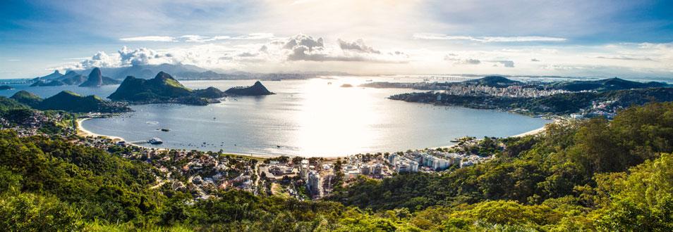ברזיל - המדריך המלא לטיול לברזיל
