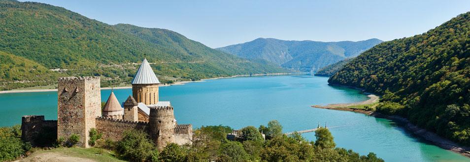 גאורגיה - המדריך המלא לטיול לגאורגיה