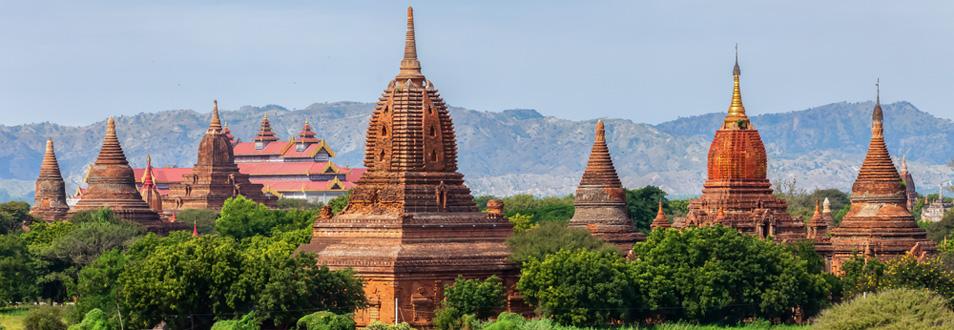 מיאנמר (בורמה) - המדריך המלא לטיול למיאנמר (בורמה)