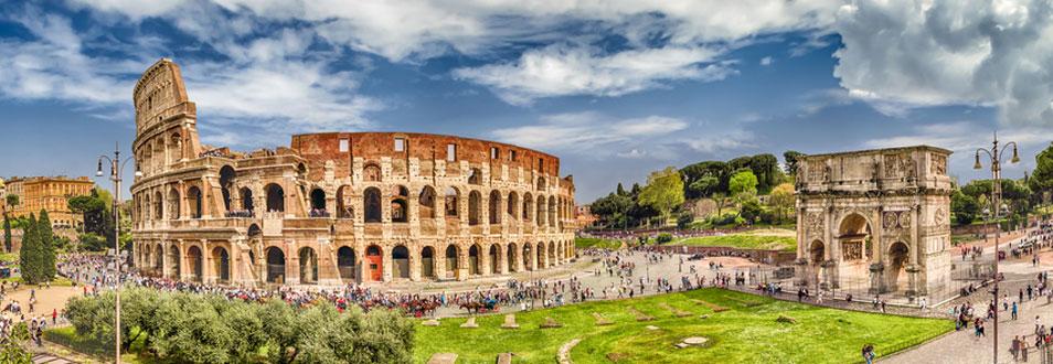 רומא - המדריך המלא לטיול לרומא
