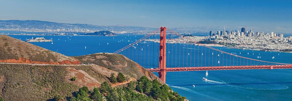 סן פרנסיסקו - המדריך המלא לטיול לסן פרנסיסקו