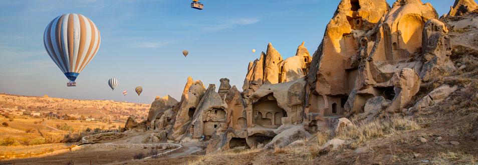 קפדוקיה ומרכז תורכיה - המדריך המלא לטיול לקפדוקיה ומרכז תורכיה