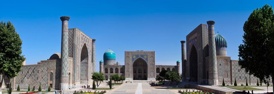אוזבקיסטן - המדריך המלא לטיול לאוזבקיסטן