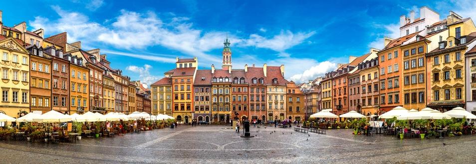 ורשה - המדריך המלא לטיול לורשה