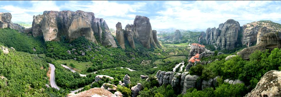 צפון יוון - המדריך המלא לטיול לצפון יוון