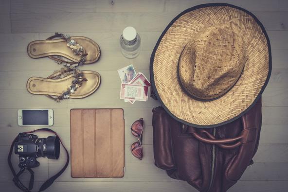 5 דברים שחייבים לקחת לנסיעה