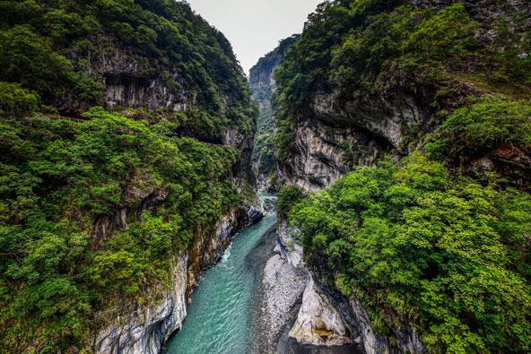 ערוץ טארוקו, מאתרי הטבע המרשימים ביותר בטאיוואן ובדרום-מזרח אסיה בכלל