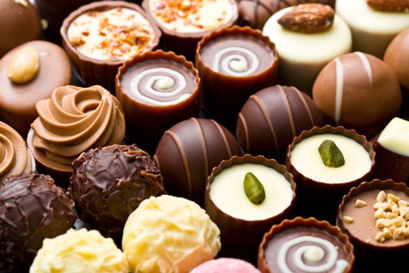 בלגיה: תרבות השוקולד