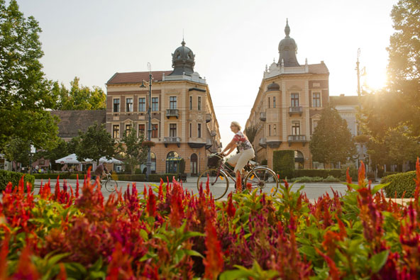 דברצן והערבה ההונגרית: יין, ספא וקאובויז