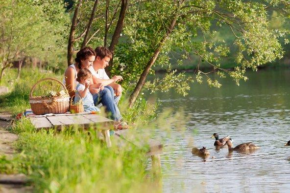 חופשה משפחתית בטבע: יעדים מפתיעים וזולים