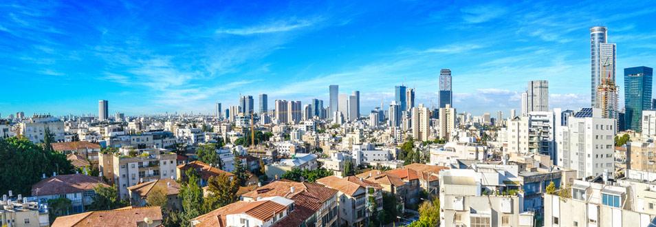 תל אביב וגוש דן - המדריך המלא לטיול לתל אביב וגוש דן