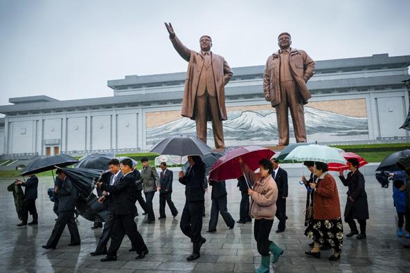 צפון קוריאה כמו שלא ראיתם מעולם