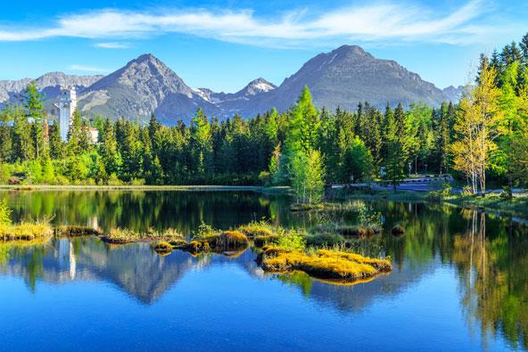 סלובקיה: היפהפייה המתעוררת