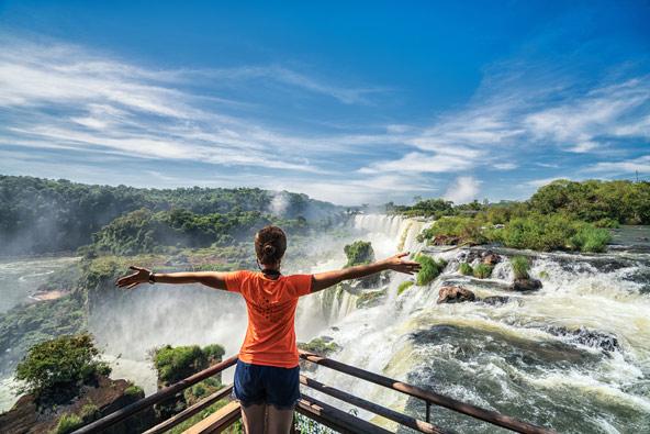 ברזיל וארגנטינה: אדמה, רוח ואש