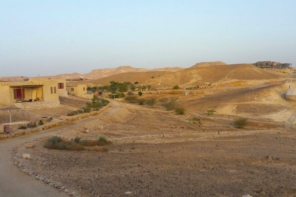 מסע נשי – לרקוד את החיים במדבר