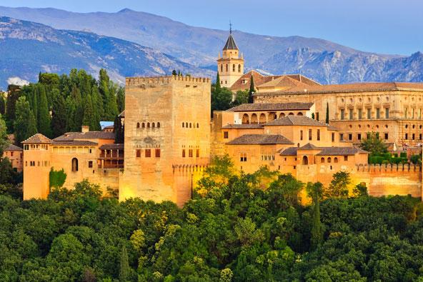 ספרד: לאן כדאי לטייל