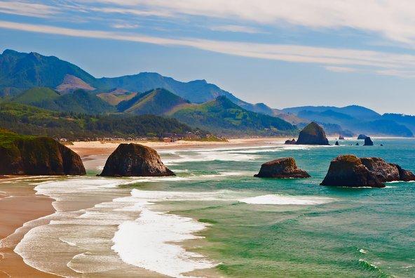 החופים הכי יפים בארצות הברית