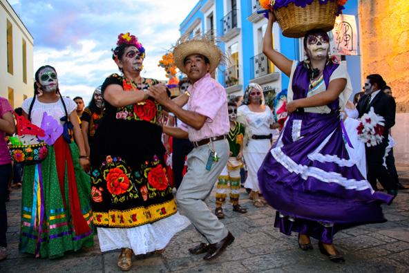 מקסיקו: קולות החיים והמתים