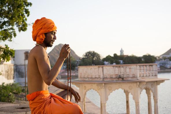 מסע בצפון הודו