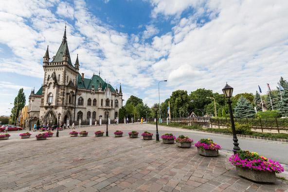 קושיצה – פנינה עירונית בסלובקיה