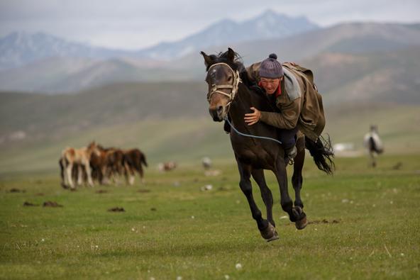 יומן מסע מצולם מקירגיזסטן