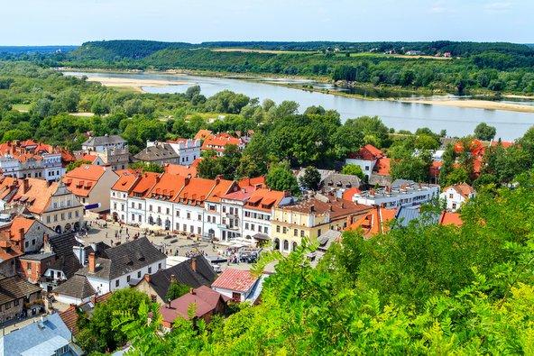 פולין: טיולי יום מוורשה