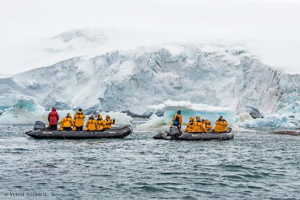 השייט המקיף לאנטארקטיקה בהנחיית צלם הטבע יוסי אשבול – 21 יום