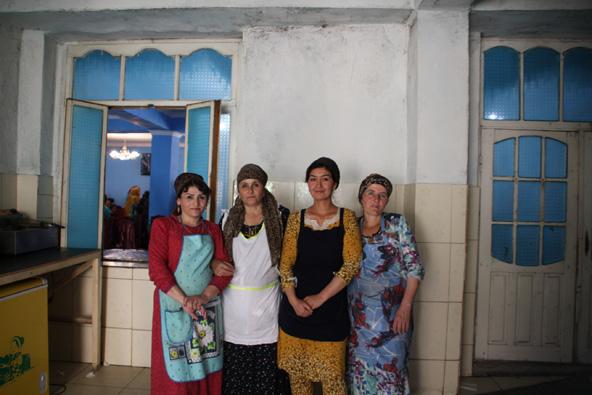 מסע לטג'יקיסטן: פסגות שמשאירות אותך ללא מילים