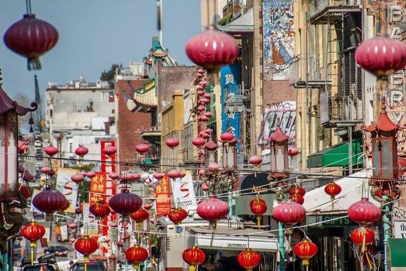 צ'יינה טאון: רבעים סיניים מסביב לעולם