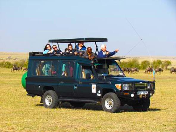 ספארי פרטי בקניה. לטייל בדיוק כמו שאתם אוהבים
