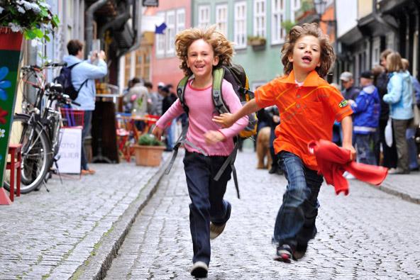 גרמניה עם ילדים: עשרת הגדולים