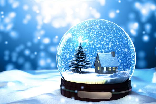כדור שלג. המצאה וינאית