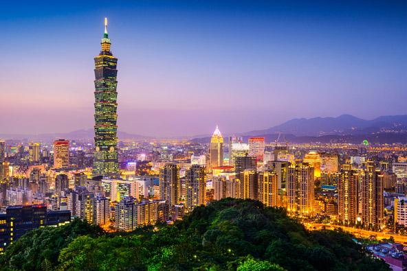 טיול בטייוואן: טייפה והסביבה
