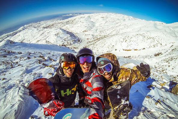 הושק מיזם תיירותי חדשני להזמנת חופשות סקי