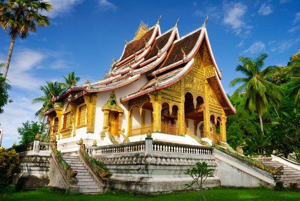 מקדש בלואנג פרבאנג בלאוס