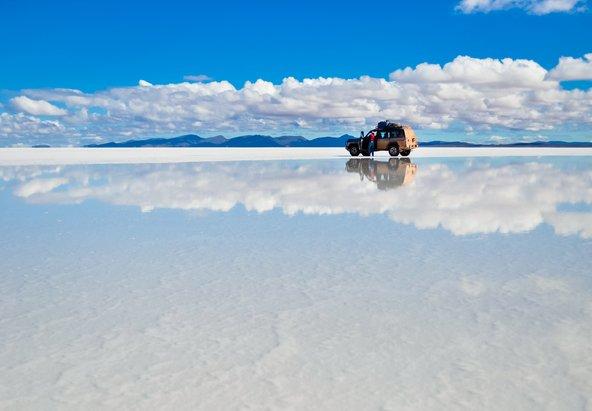 ג'יפ בסלאר דה אויוני, מדבר המלח הגדול בעולם