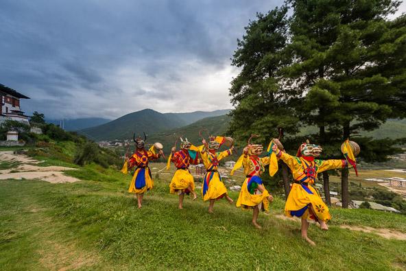 בהוטן – הדרך אל האושר