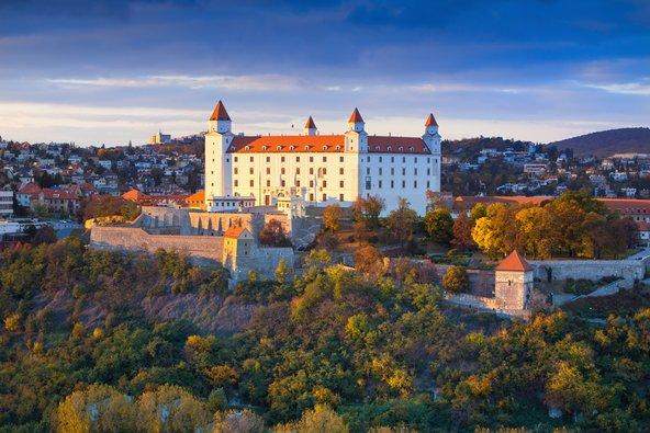 מצודת ברטיסלאבה, סמלה של העיר