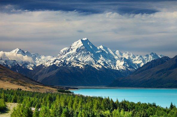 ניו זילנד אינה מדינה זולה אבל הנופים שתראו כאן שווים את ההשקעה