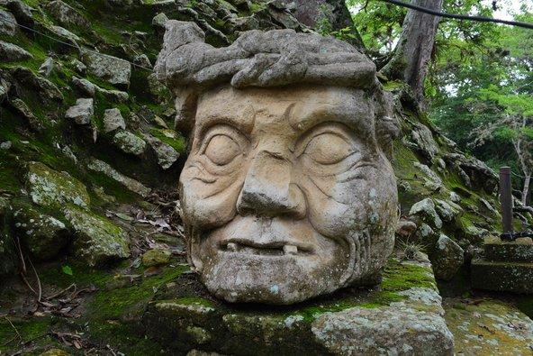ראש אבן בקופאן, אתר המאיה החשוב בהונדורס | צילום: mundosemfim / Shutterstock.com